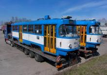 Харьков закупил чешские трамваи Tatra T3. Фото