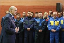 Как Лукашенко устроил разнос гендиректору МАЗа. Видео