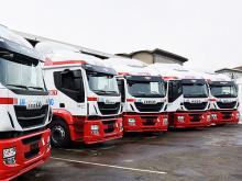 Iveco заключила крупный контракт на поставку грузовиков