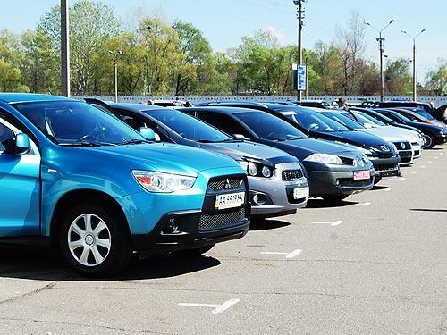В Украине посчитали средний возраст автопарка по всем сегментам
