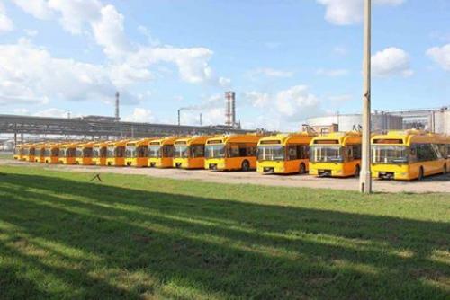 Житомир закупит 49 новых троллейбусов за средства ЕБРР