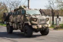 АвтоКрАЗ делает ставку на экспорт армейских грузовиков