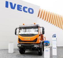 У нового Iveco Eurocargo появилась полноприводная версия