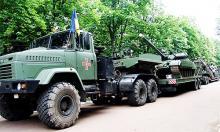 Нацгвардия начала получать новые бронетранспортеровы БТР-3Е1Д с двигателями Deutz