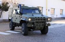 IVECO представит новое поколение суперброневика LMV-2. Фото