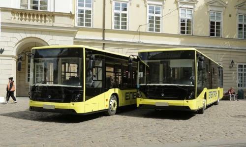 Львов закупит еще 100 троллейбусов с автономным ходом