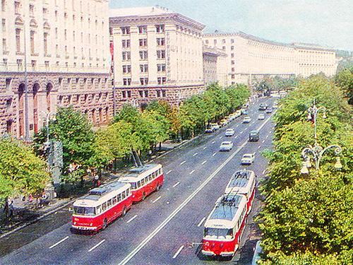 Какие инновационные решения в общественном транспорте были изобретены в Киеве