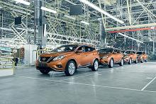 Nissan начал производства нового флагманского кроссовера Murano