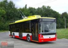 Одесса досрочно получила новенькие троллейбусы Богдан. Первые впечатления