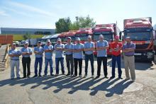 Iveco Stralis окажут поддержку участникам ралли-марафона «Шелковый путь»