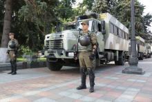 На военных учениях засветились новые КрАЗы. Фото