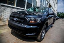 Национальная Гвардия получила 13 автомобилей Ford от Минобороны США