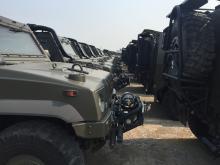 Россия в обход санкций ведет сборку итальянских бронеавтомобилей IVECO LMV. Фото