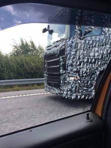 Каким будет новое поколение Scania. Фото