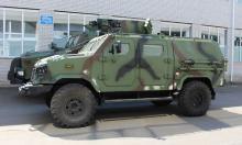 В Украине разработали новый бронеавтомобиль Козак-5. Фото - Козак