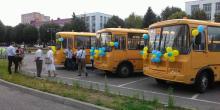 В ряде областей начались расследования из-за закупки школьных автобусов ПАЗ