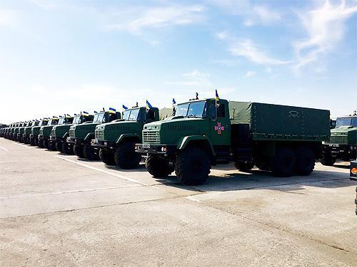 В 2018 г. в армию закупят до 1000 единиц автомобильной техники - военн