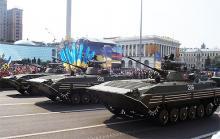 Украина нашла замену российским двигателям для БМП. Видео