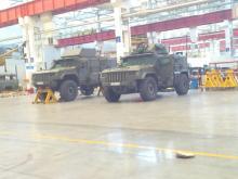 Россия готовит для ВДВ защищенный бронеавтомобиль семейства КАМАЗ Тайфун