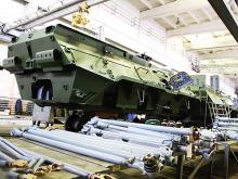 В Херсоне начнут выпускать корпуса для украинских БТР