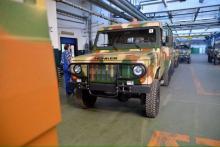 Польша начала экспорт собственных внедорожников Honker