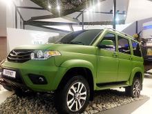 УАЗ представил новые военные спецавтомобили - УАЗ