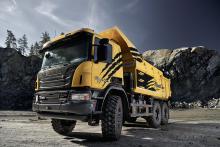 Легендарный король тюнинга сделал для Scania арктический самосвал