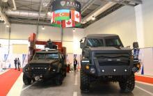 Азербайджан начал выпускать собственные бронеавтомобили