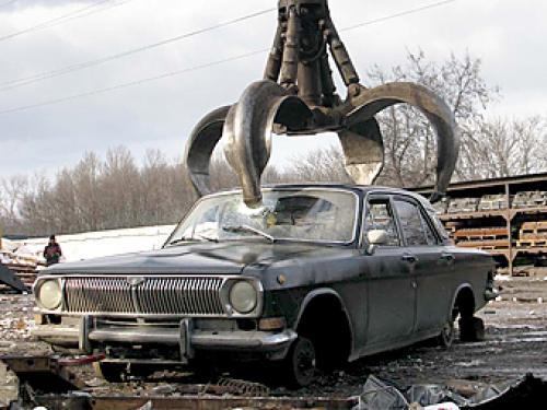 В России хотят в 2 раза поднять утилизационный сбор для защиты внутренних производителей - утилизац