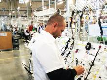 Fujikura открыла второй завод в Украине