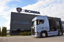 В Украину прибыла первая Scania Next Generation
