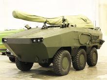 В Киеве представят новый БТР «Атаман 6х6»