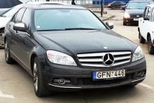 Львовские таможенники легализировали более 10 тыс. авто на иностранных номерах