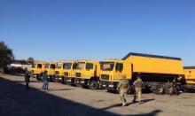 СБУ вернула 50 МАЗов, незаконно проданных в 2013 году