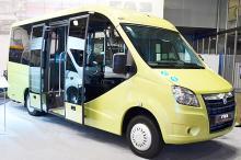 На базе ГАЗель NEXT появились два новых микроавтобуса - ГАЗель