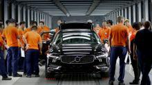 Volvo запустит сразу 3 автозавода в Китае