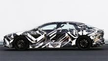 Китайско-американская компания готовит конкурента Tesla Model S - Tesla