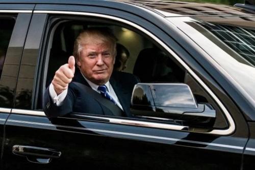 Трамп намерен отложить введение пошлин на автомобили из ЕС на шесть месяцев