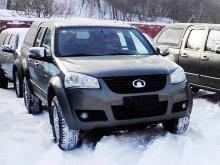 Нацгвардия получила еще 14 автомобилей Great Wall - Great Wall