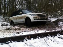 Как в Украину переправляют угнанные авто