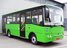 Автобусы Богдан будут работать и в погранслужбе