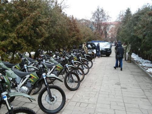 Украинский рынок мотоциклов в 1 квартале вырос на 90% и превысил докризисные объемы