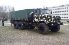 "КрАЗ представил ""линейку"" техники для Сухопутных войск - КрАЗ"