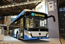 ГАЗ разработал электроавтобус совместно с Siemens