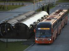 Volvo представил самый большой в мире автобус