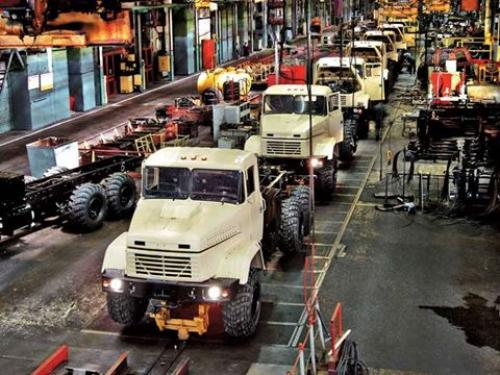 АвтоКрАЗ будет поставлять грузовики для армии США. Компания подтвердила контракт - АвтоКрАЗ