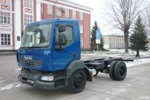 КрАЗ разработал легкий городской грузовик. Фото