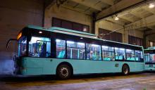 Чернигов закупил 10 троллейбусов украинского производства с автономным ходом - троллейбус
