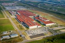 Завод Kia Motors в Словакии отметил первый юбилей