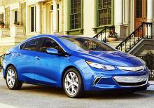 Двигатель Chevrolet Volt назвали одним из лучших в мире - Chevrolet